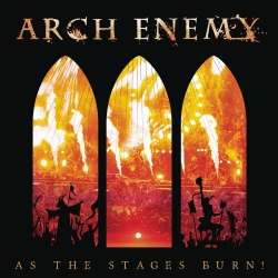AS THE STAGES LIVE (CD + DVD Slipcase)