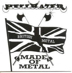 Made Of Metal (CD Single Importado)
