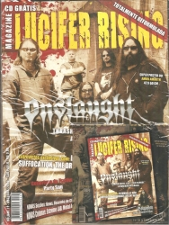 Onslaught + CD  + Poster (Vol 11)