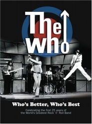 Who's Better Who's Best (DVD Importado Digipack)