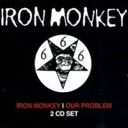 Iron Monkey - Our Problem (Box Set Importado)