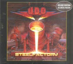 Steel Factory ( slipcase e pôster)