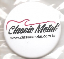 Classic Metal Records ( imã)
