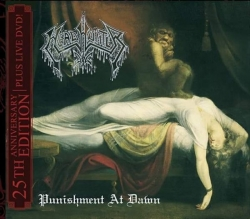 Punishment at Dawn ( CD + DVD Digipack)