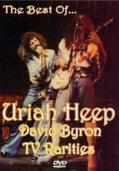 The Best of Uriah Heep David Byron TV Rarities