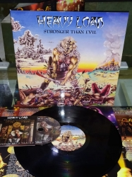 Stronger Than Evil ( LP Importado)