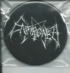 Enthroned logo ( Imã)