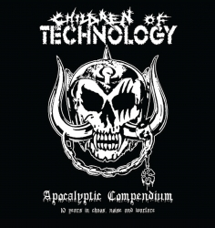 Apocalyptic Compendium - 10 Years In Chaos, Noise And Warfare ( Importado)