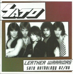 Leather Warriors (Sato Anthology 82-86) (CD+DVD Importado)