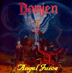 Angel Juice (CD e DVD Importado)