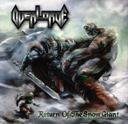 Return Of The Snow Giant ( Digipack Importado)