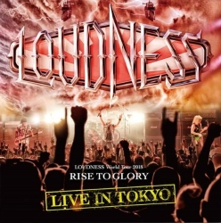 Rise To Glory - Live in Tokyo ( CD Duplo e DVD Digipack)