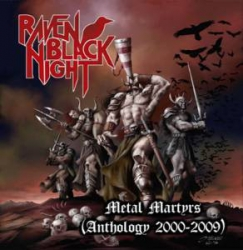 Metal Martyrs (Anthology 2000-2009) ( CD Duplo Importado)