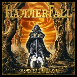 Glory to the Brave 20 th Anniversary Edition (2 CDs + DVD)