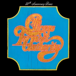 Chicago Transit Authority 50th Anniversary Remix ( papersleeve)