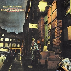 The Rise and Fall of Ziggy Stardust and Spiders from Mars
