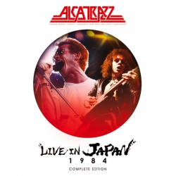 Live in Japan 1984 Complete Edition (CD Duplo e DVD)