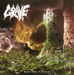 Into The Grave - Tremendous Pain (Slipcase)