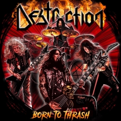 Born To Thrash - Live in Germany