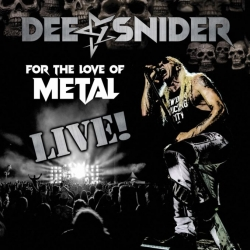 For The Love Of Metal Live 2CD +DVD Digipack