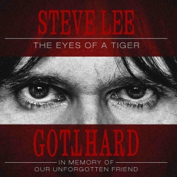 Steve Lee The Eye Of The Tiger - In Memory of our Unforgotten Friend (Digipack)