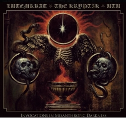 Invocations in Misanthropic Darkness (Digipack)
