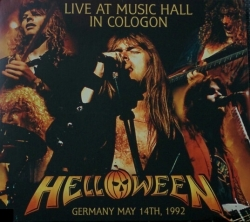 Live At Music Hall In Cologon 92 ( CD e DVD, Bootleg Importado, Paper Sleeve)