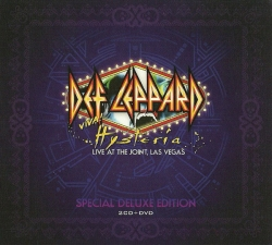 Viva Hysteria Live At The Joint, Las Vegas ( 2 CDS e  DVD Digipack Importado)
